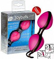 Joyballs Secret ružovo/čierne guličky