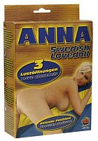 Nafukovacia panna Anna Swedish