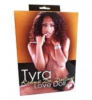 Exotická nafukovacia panna Tyra