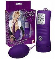 Stimulátor Velvet Purple