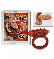 Stimulátor Vibro Ring Red