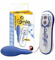 Úžasné vibračné vajíčko Smile Funky so 7-mi stupňami vibrácií
