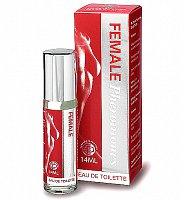 Parfum s feromónmi Female Pheromones pre ženy 14 ml