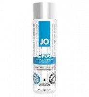 Lubrikačný gél na vodnej bázy H2O JO 120 ml