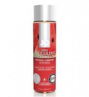 Lubrikačný gél na vodnej bázy H2O JO Watermelon - 120 ml