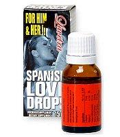 Španielské mušky pre oboch partnerov Spanish Love Drops 15 ml