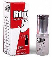 Účinný sprej na oddialenie ejakulácie Rhino Long Power 10 ml