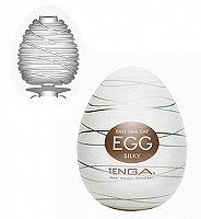 Masturbační vajíčko Tenga Egg Silky