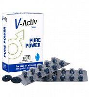 Stimulačné tablety V-Activ pre mužov