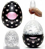 Tenga Egg Lovers vnútri číra