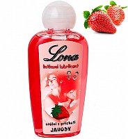 Intímny lubrikant Lona Jahody 130 ml